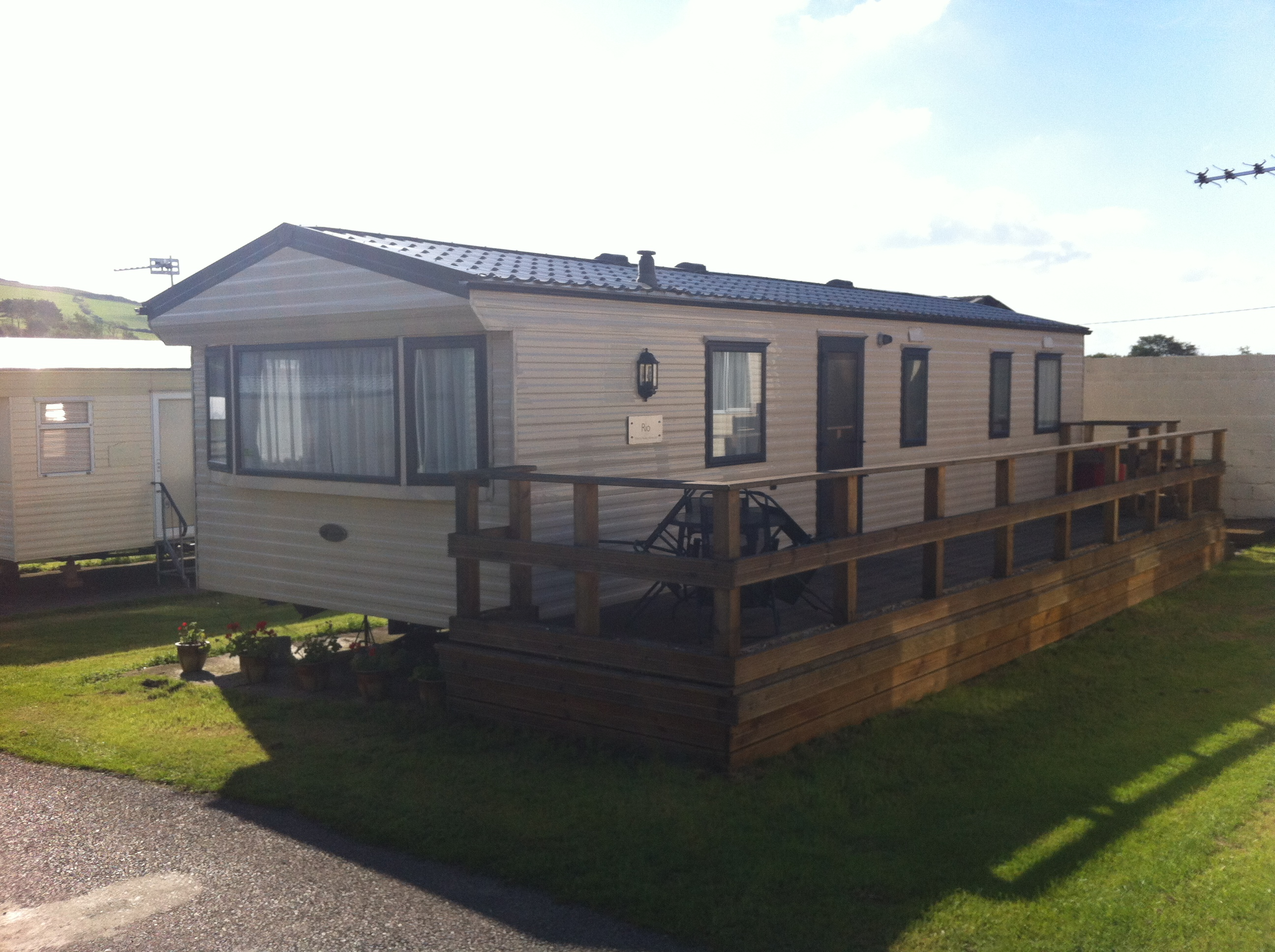 Cool 012Valley Farm Holiday Park Clacton  On Sea Essex